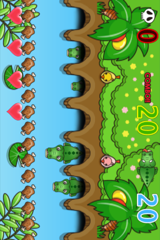 Screenshot Crocodiles Hunting